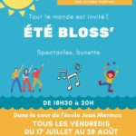 affiche Été Bloss'