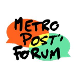 Logo Métro Post'Forum