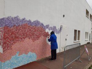 Fresque Hors-les-murs 2