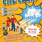 Affiche Cité Clean La Source