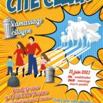 Affiche Cité Clean Blossières